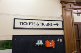 Tickets & Trains