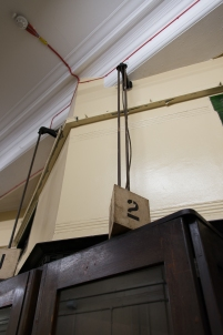 Mechanism used to display lift location