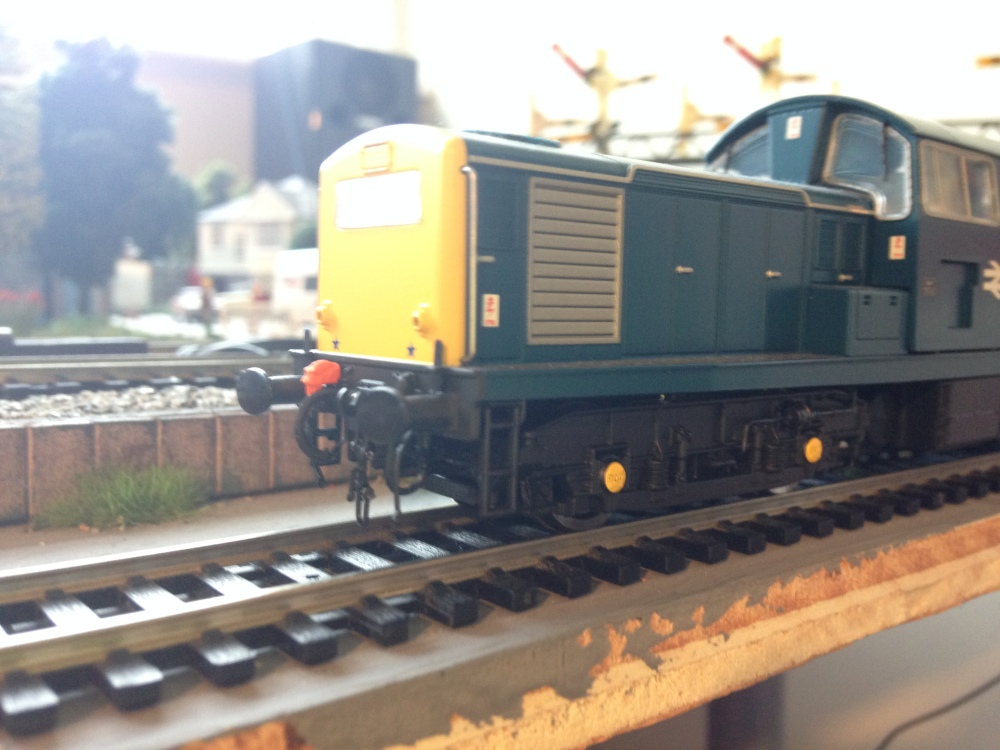Review: Heljan Class 17 (6/6)