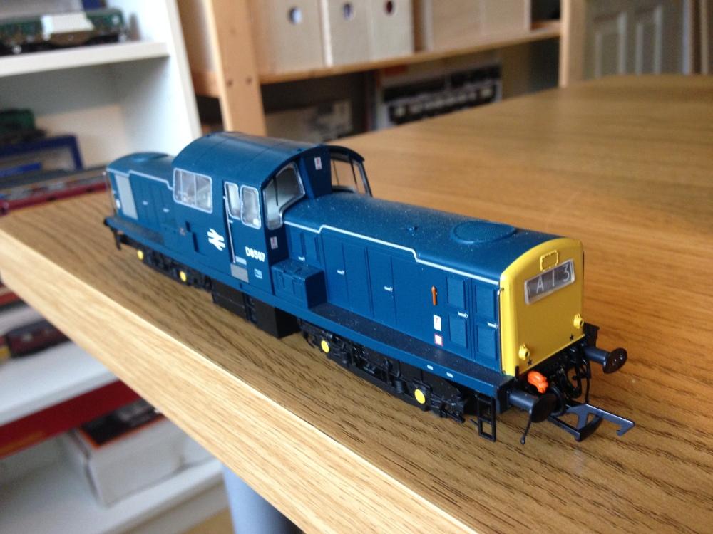 Review: Heljan Class 17 (3/6)