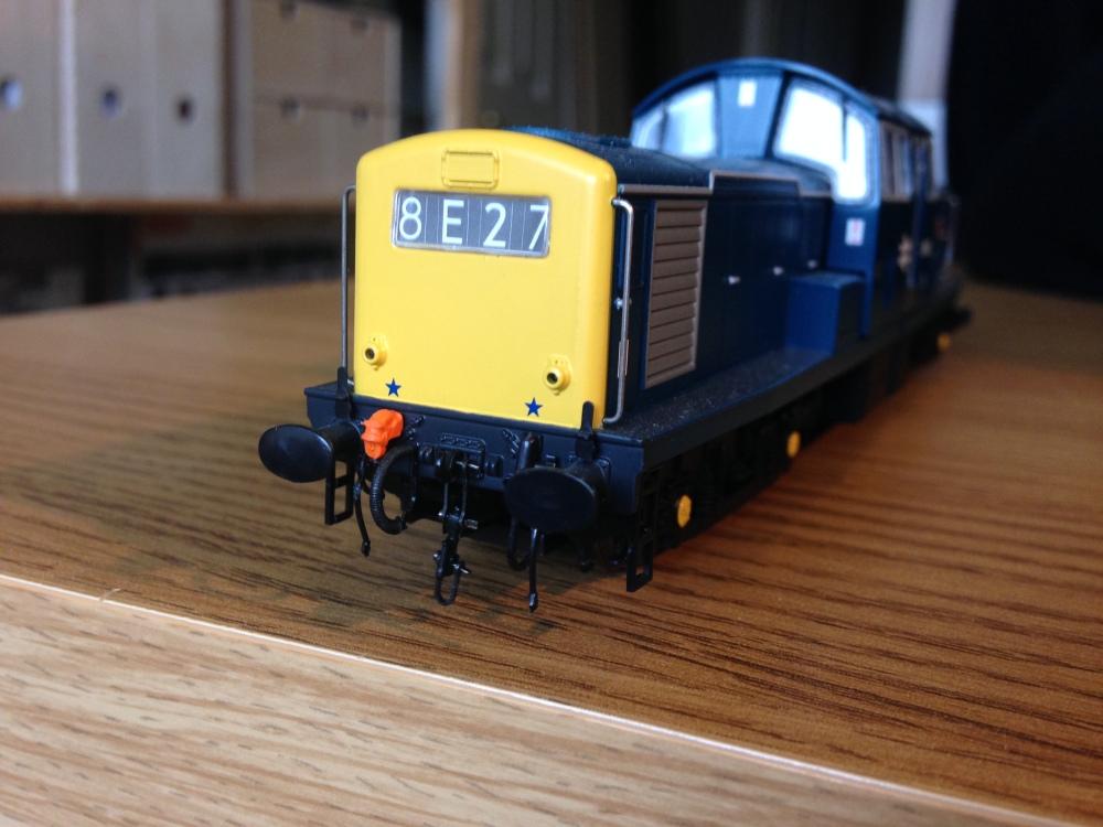 Review: Heljan Class 17 (5/6)