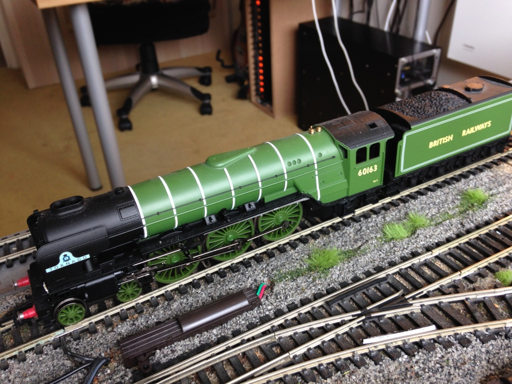 Review: Hornby Railroad Class A1