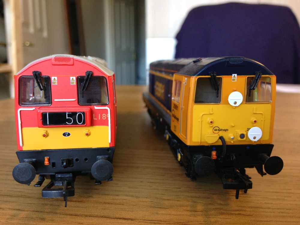 Review: Bachmann Class 20 - GBRf and London Transport (6/6)