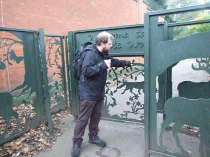Highgate-gate