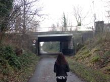 Under Slade Lane