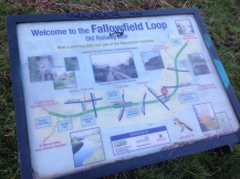 Fallowfield Loop Map