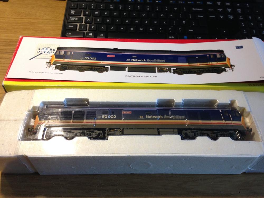 Review: Hornby Class 50 (6/6)