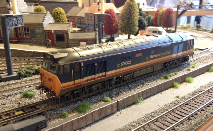 Review: Hornby Class 50 – Calling All Stations