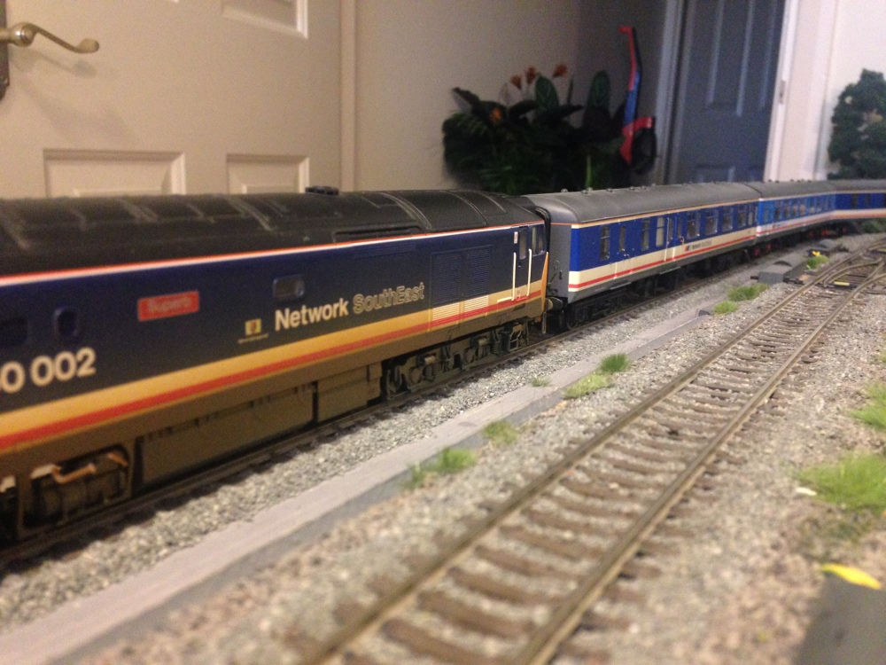 Review: Hornby Class 50 (5/6)