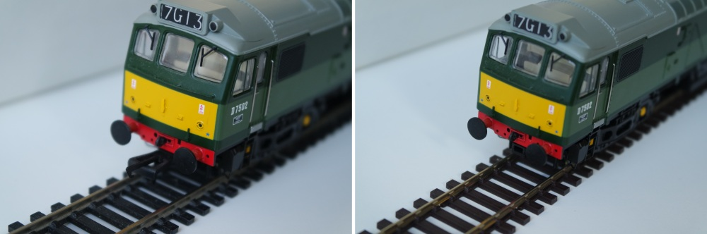Model Railway Track: Code 75 or 100? (6/6)