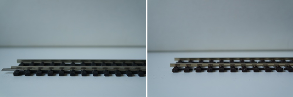 Model Railway Track: Code 75 or 100? (3/6)