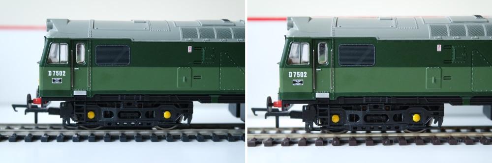 Model Railway Track: Code 75 or 100? (4/6)