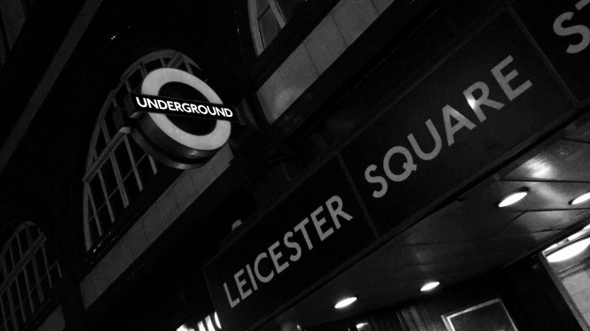 052/270: #LeicesterSquare – The Worst – Calling All Stations Leicestersquare